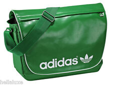 UNISEX~Adidas Originals ADICOLOR MESSENGER BAG Laptop Attache Crossbody Carry-on