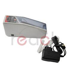 Portable Handy Mini Bill Cash Money Currency Counter V40E Eu Plug