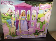Barbie as Rapunzel Tangled Doll Enchanted Tower Dollhouse Playset Mattel 2002