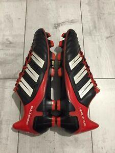 Adidas adipower Predator TRX FG Football Cleats Leather US10 UK9 1/2 RARE