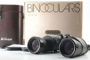 【MINT++ in Box】 Nikon Binoculars 12x40 5.5°  WF From Japan 314