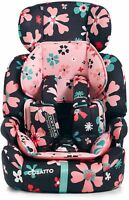 Cosatto ZOOMI GROUP 123 ANTI-ESCAPE CAR SEAT - PAPER PETALS Baby Travel BN