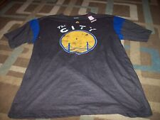Golden State Warriors Men's  Size 2XL Tall Short Sleeve Shirt New With Tags Gray
