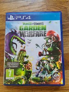 Plants Vs Zombies: Garden Warfare Sony Playstation 4 PS4 Video Game