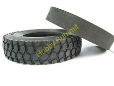 1/14  OFF-ROAD TIRES (A) for Tamiya R/C Tractor Truck re 22mm Wheel Rim