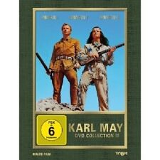 KARL MAY COLLECTION NO 3 3 DVD PIERRE BRICE NEU