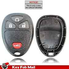 New Key Fob Remote Shell Case For a 2009 Chevrolet Uplander w/ Remote Start