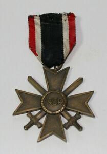 Original Kriegsverdienstkreuz mit Schwerter 1939