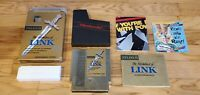 Zelda II: The Adventure of Link 2 Gold NES Nintendo CIB Complete Manual Inserts!