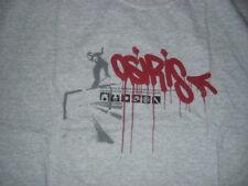 Osiris shoes t-shirt brand new XLarge skateboarding DC Etnies Vans Circa Bmx Fmx