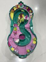 POLLY POCKET 1995 Splash N Slide Water Park *COMPLETE*