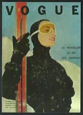 Vogue - Robert Doisneau - Cartolina riproducente copertina del '51 - cm 13 x 18
