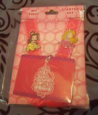 Disney MY FIRST STARTER SET - PRINCESS - 2 pin Child Size Deluxe Starter Set