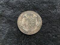 Moneta 5 lire 1815 Maria Luigia Parma Piacenza Guastalla RIPRODUZIONE / coin