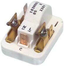Danfoss Iniciar Relé 103N0011 Spade conector Refrigerador parte
