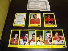1992 Sports Flash NHL Hockey Stars Since 1940 Pierre Mondou Autograph Mint