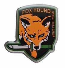 Metal Gear Solid Series Orange Fox Hound Special Force Group Pin