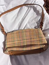 Small Fossil Brown Purse #78082