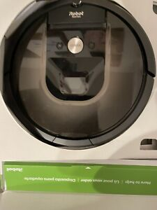 ROOMBA 985 PROGRAMABLE, WI-FI ENABLED VACUUM ROBOT-GREAT CONDITION