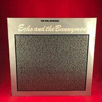 "ECHO & THE BUNNYMEN The Peel Sessions 1988 UK 12"" vinyl EP EXCELLENT CONDIT John"