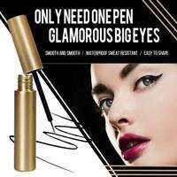 Wasserdichter magnetischer flüssiger Eyeliner-NoGlue-benötigt Make natürlic B7T9