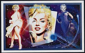 Chad 728 MNH Marilyn Monroe