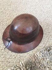 Vintage Skullguard Full Brim Miners Helmet