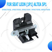 SEAT LEON (1P1) ALTEA 5P1 Hayon Coffre Serrure Loquet Mécanisme actuateur