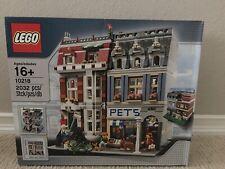 LEGO Creator Pet Shop 10218 Brand New
