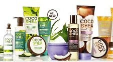 New Bath & Body Works Coco Shea Exclusive Line Cucumber Coconut Honey Pick One