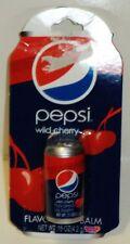 PEPSI WILD CHERRY Flavored Lip Balm Softens & Moisture PEPSI Can .15 oz 4.2 g