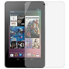 2 Pack of Anti Glare Screen Protector For Gogle Nexus 7 & Micro Fibre Cloth 7""