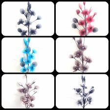 artificial flower arrangement 13 head daisy flowers 6 colors