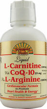 Dynamic Health Liquid L-Carnitine w/CoQ-10 & L-Arginine 473ml