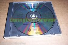 Mark Knopfler of Dire Straits Promo NM CD 2 Songs /2 Versions of Darling Pretty