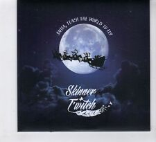 (HD96) Skinner + T'witch, Santa Teach The World To Fly - 2015 DJ CD