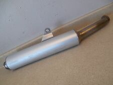 06 Ducati ST3 ST3s ABS REAR RIGHT SIDE MUFFLER / EXHAUST PIPE