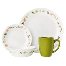 Corelle tangerine garden 16 PC dinnerware set Limited edition paypal BCsale