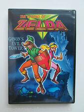 Legend of Zelda - Ganon's Evil Tower (DVD) Region 1 NTSC/US/CA (Used)