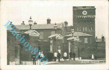 Royal Marine Forton Barracks Main Gate posted 1905