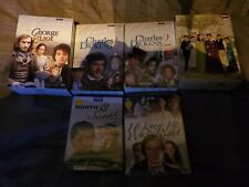 BBC dvd lot LARK RISE TO CANDLEFORD COLLECTION Charles Dickens 1 2 George eliot