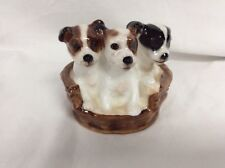 Royal Doulton Fox Terrier Hn2588- 2- Lot Rd3