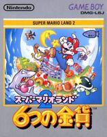 Nintendo GameBoy Spiel - Super Mario Land 2: 6 Golden Coins (JAP) (Modul)