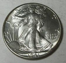 1941-P Silver Walking Liberty (#124H)