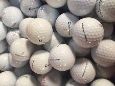 50 x TAYLORMADE PENTA TP5 GOLF BALLS - AA/B GRADE CLEARANCE MIX *5-PIECE BALL*