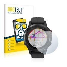 Garmin fenix 5 Plus (47mm),  BROTECT® AirGlass® Premium Glass Screen Protector