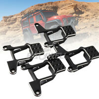 4PCS 1/10 RC Front / Rear Shock Tower Hoops Bracket Mount For TRAXXAS TRX-4 TRX4