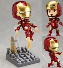 Nendoroid 284 Iron Man Mark 7 Hero's Edition PVC Figure Toy Gift