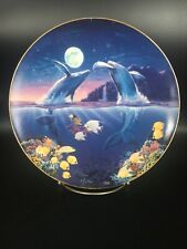 Starlit Waltz From Symphony Of The Sea - Hamilton Collector Plate ~