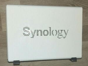 Synology DS218j NAS-Server Gehäuse - Weiß (2-Bay) (ohne Festplatten)